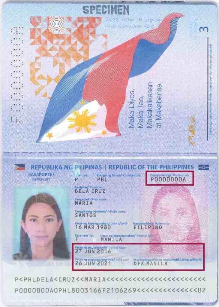 passport-information-korean-visa-application-form