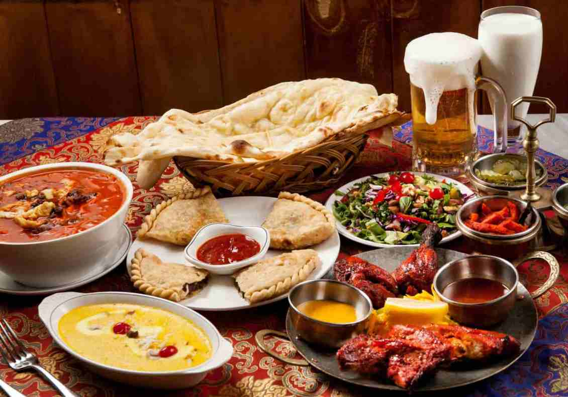 Indian-restaurant-hongdae