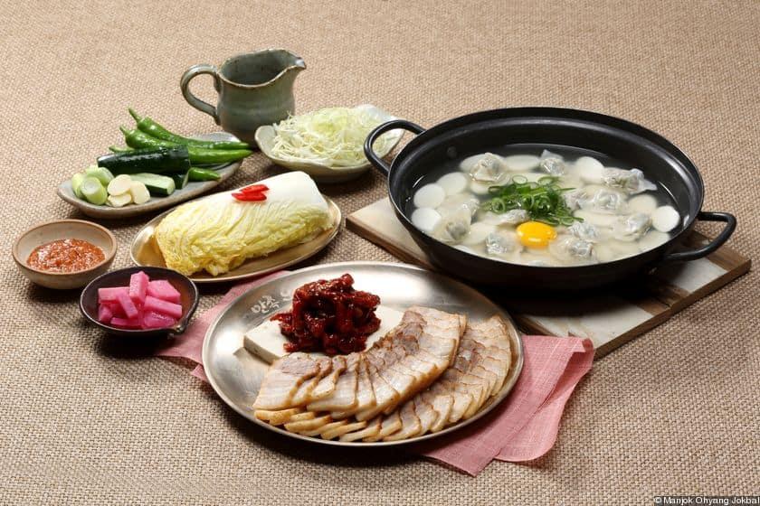 michelin-guide-restaurant-seoul-manjok-ohyang-jokbal