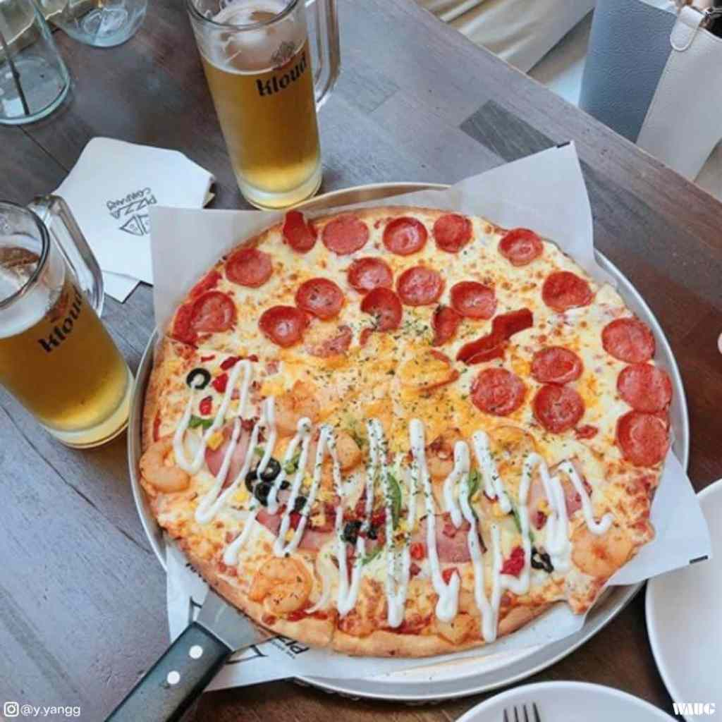 Itaewon-pizza-restaurant
