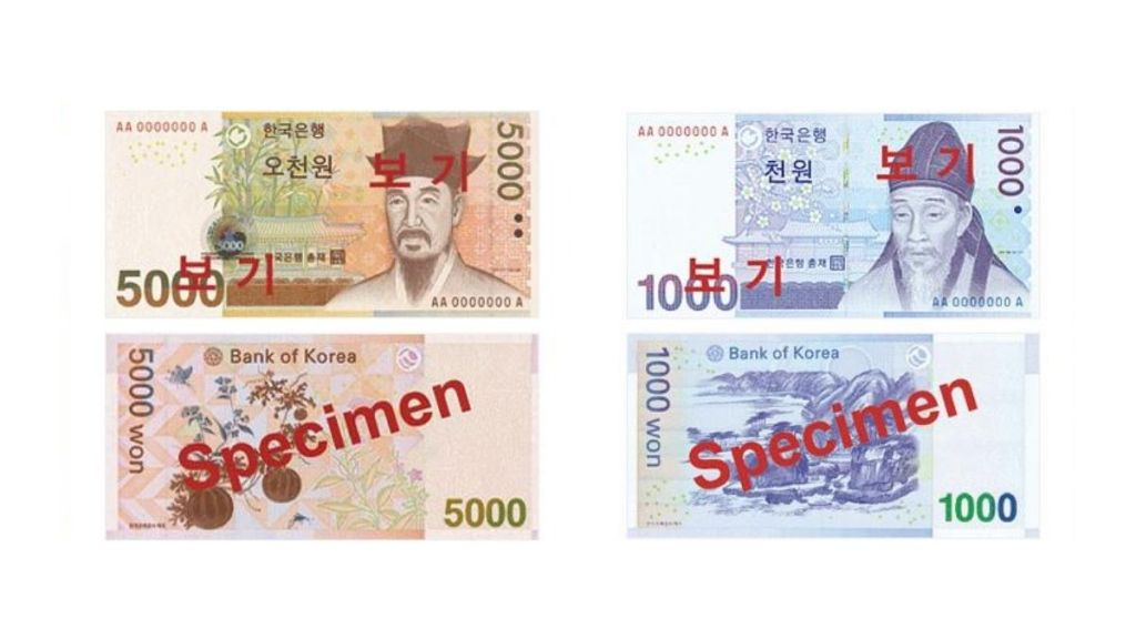korean-won