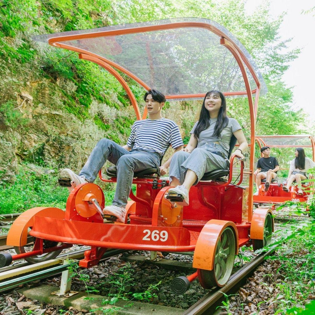 gangchon-rail-bike-summer
