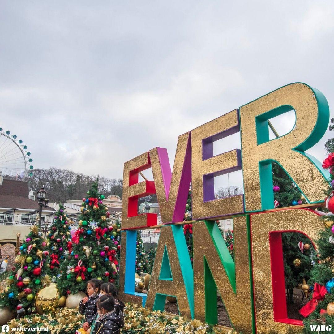 things-to-do-christmas-korea-everland