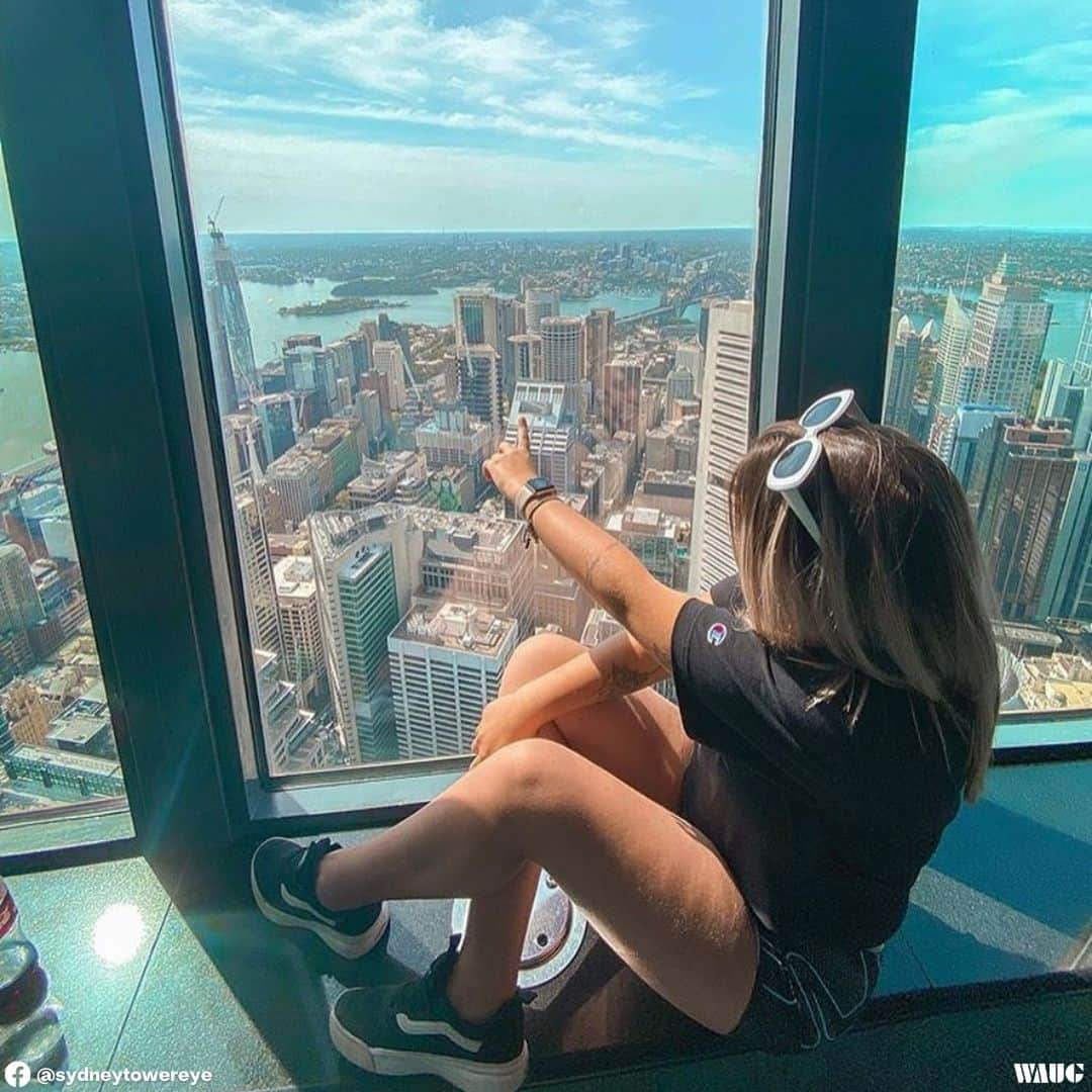 Sydney tower eye price