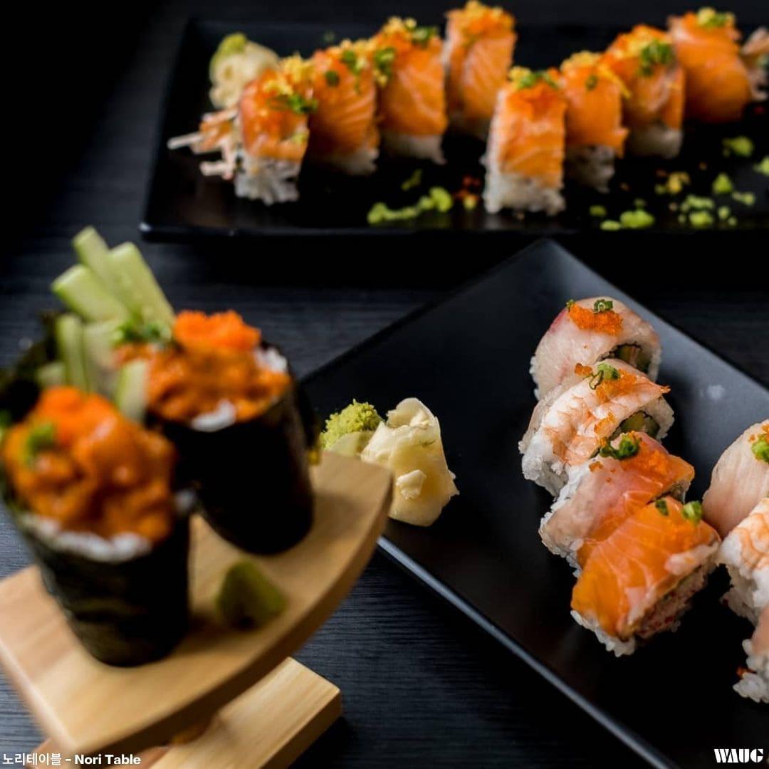 itaewon-restaurant-nori-table