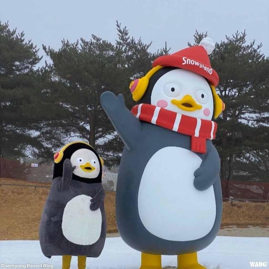 snowy land vivaldi park entrance fee operating hours address korea