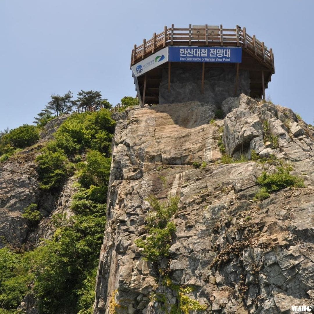 tongyeong cable car and luge