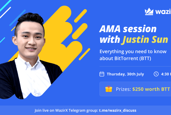 AMA session with Justin Sun
