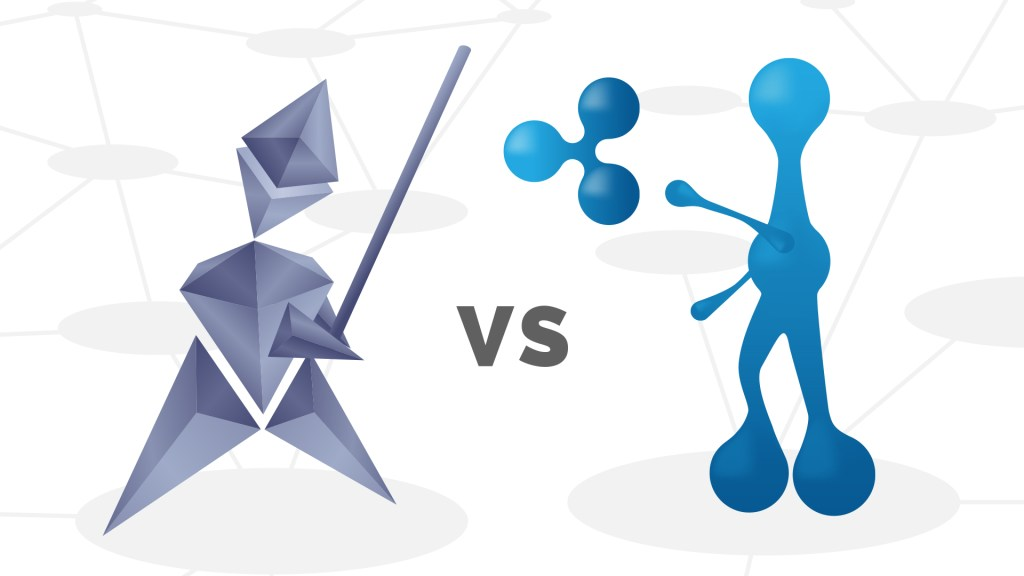 What are the Differences Between Ripple (XRP) and Ethereum (ETH)?