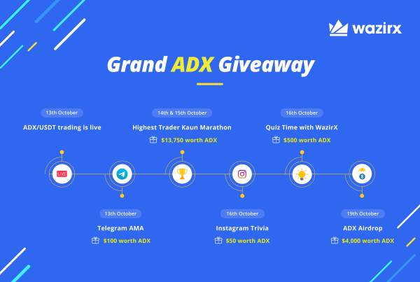 Grand ADX Giveaway