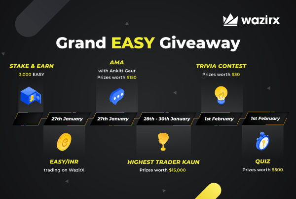 Grand EASY Giveaway