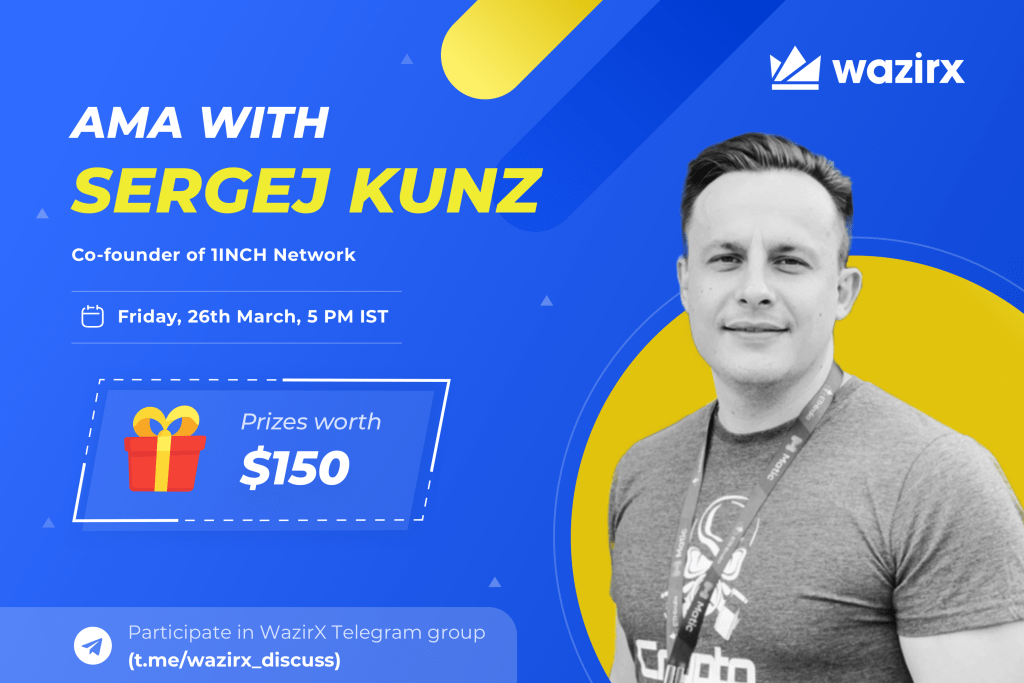 AMA with Sergej Kunz