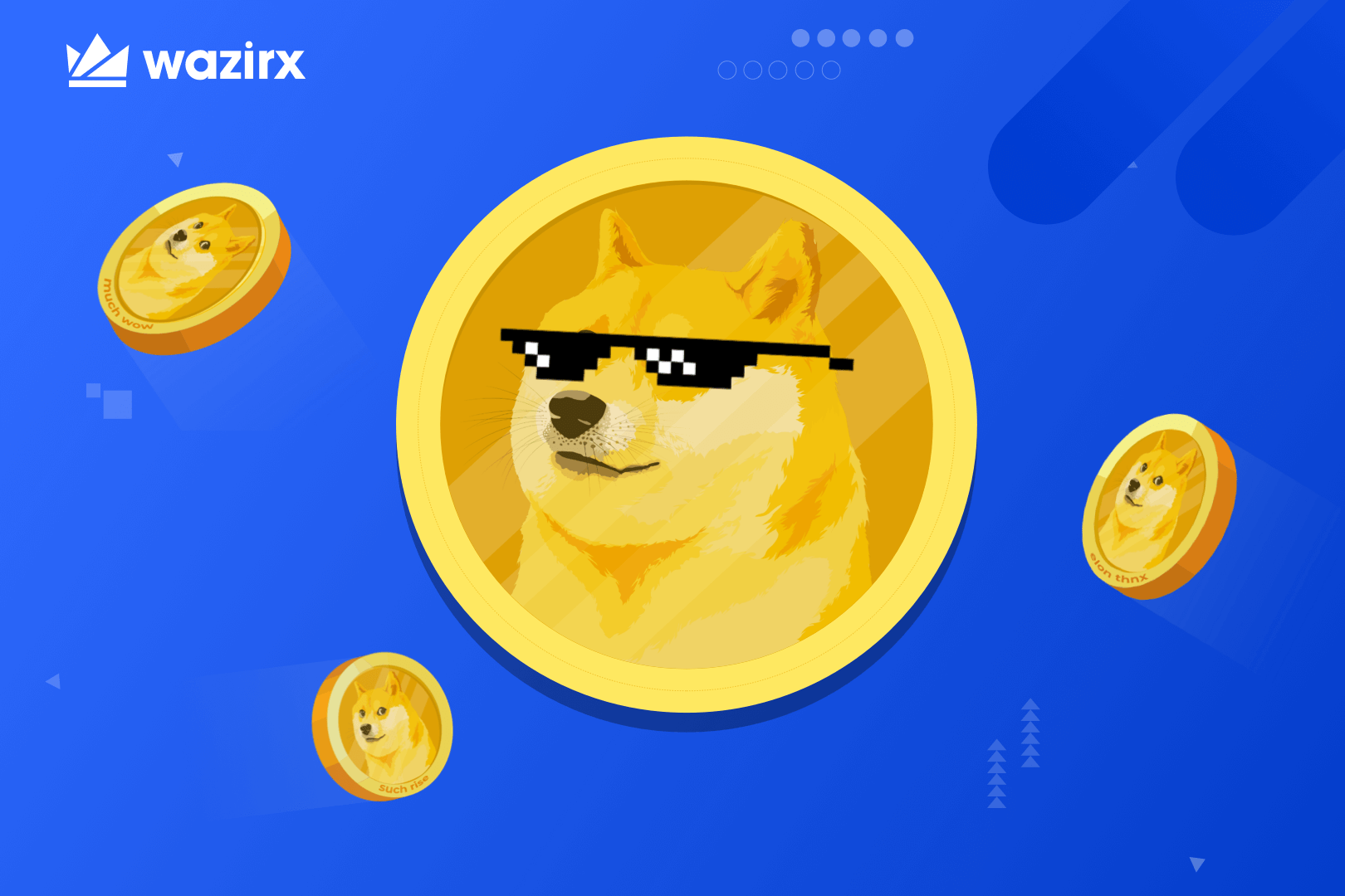 What is Dogecoin - How to buy Dogecoin in India-WazirX