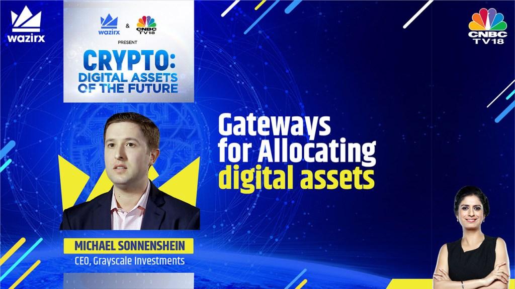 Michael Sonnenshein onGateways for allocating digital assets