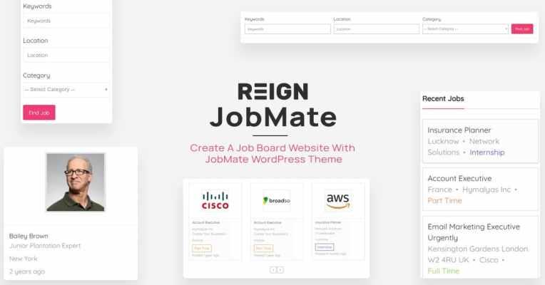 Create Job Board Website Like Glassdoor