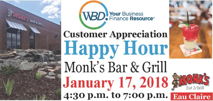 WBD-Customer-Appreciation-Happy-Hour-Monks