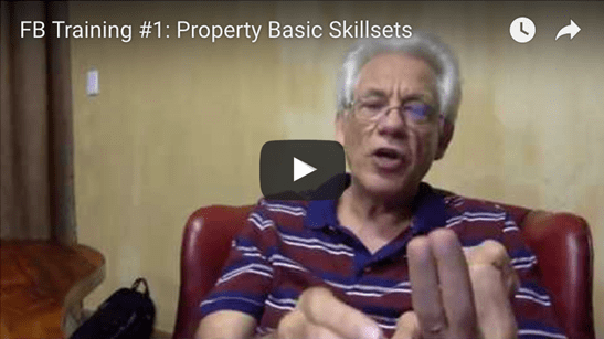 [FB] Training 01: Property Basic Skillsets
