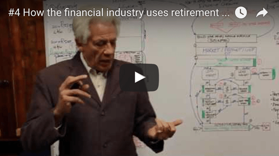 [WIT] #4 How The Financial Industry Uses Retirement Planning To Enslave You