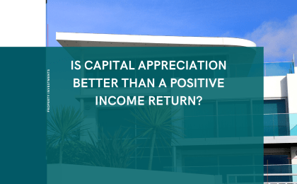 Capital versus Income