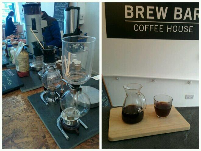 Brew Bar coffee