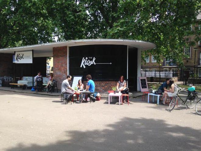 The Kiosk Cafe