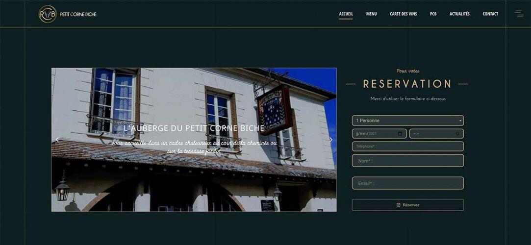 Site Petit Corne Biche