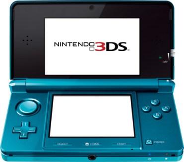 3DS de Nintendo