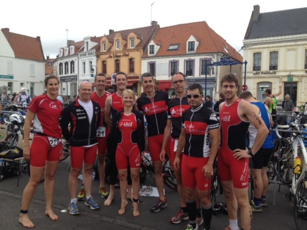 Triathlon Etaples