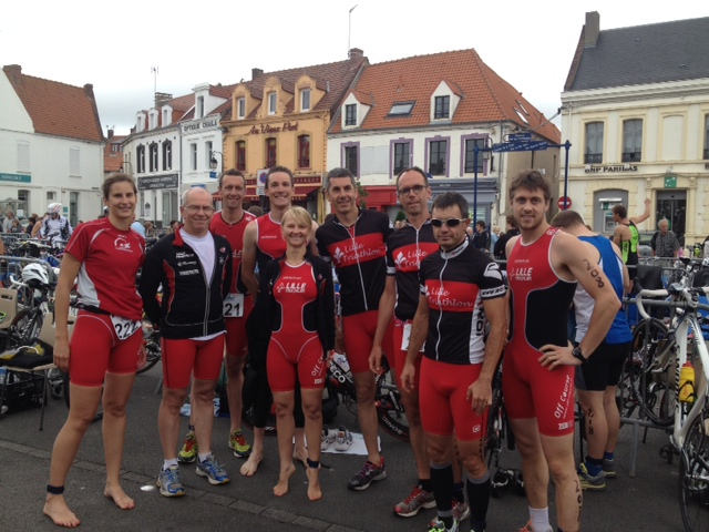 Triathlon Etaples