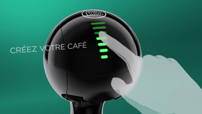 Dolce Gusto Drop personnalisation