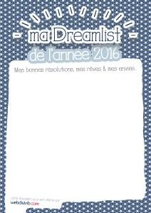 Dreamlist