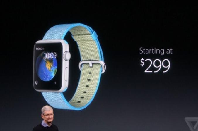 Prix Apple Watch
