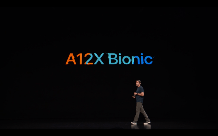 Apple Special Event - iPad - A12X Bionic