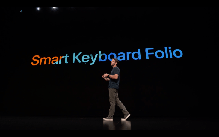Apple Special Event - Smart Keyboard Folio