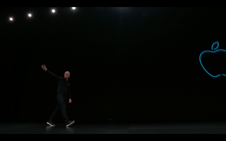 WWDC19 - Tim Cook - Hello