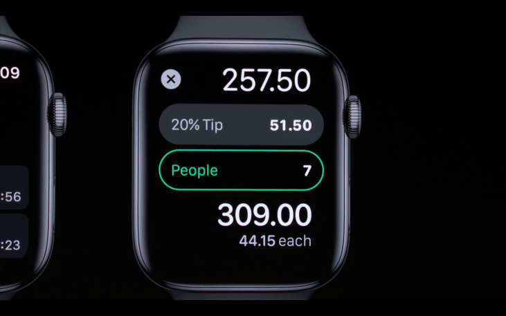 WWDC19 - watchOS - Calculator