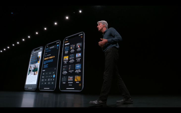WWDC19 - iOS - Safari Mail Notes