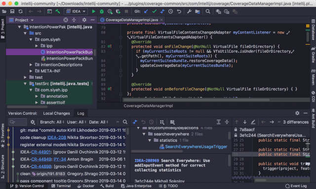 IntelliJ IDEA Gives Developers Ability To Use Custom Themes