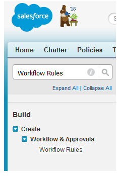 Salesforce Workflow