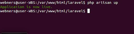 Laravel Configuration