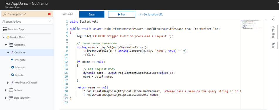 Understanding Azure Functions with Example