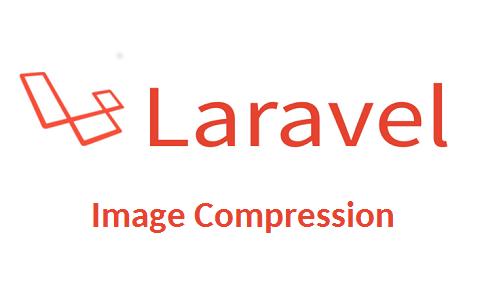 image compression laravel