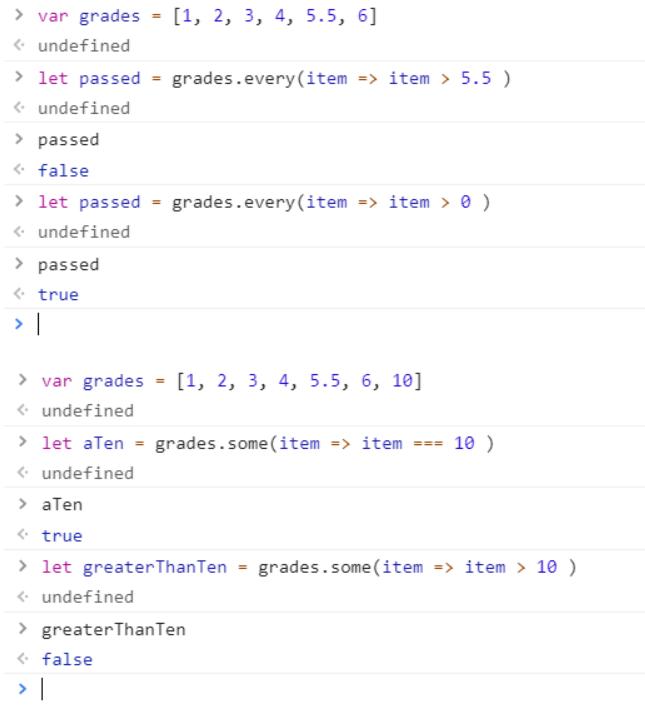 array javascript-code4