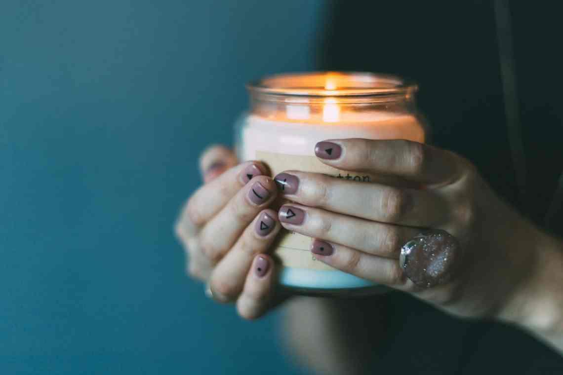 créer sa bougie parfumée