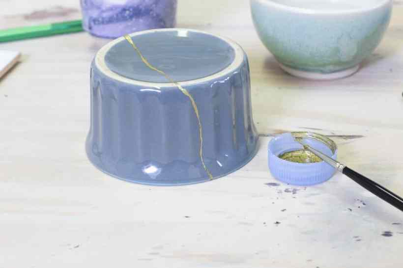 japon kintsugi atelier artisanat