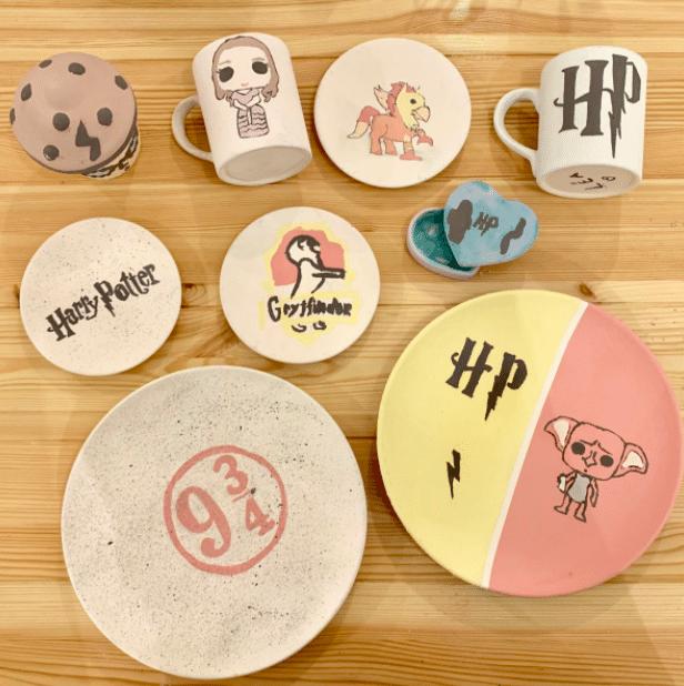 activités halloween harry potter