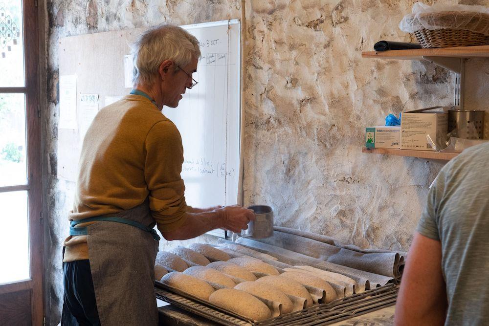 Découvrir le métier de paysan boulanger pour se mettre au vert
