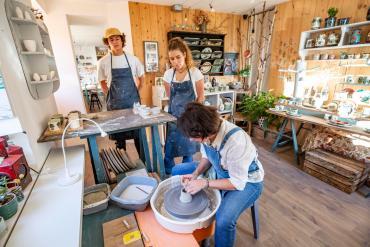 poterie céramique différence