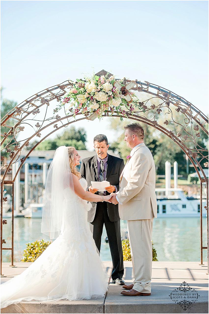 Scotts Seafood On The River Wedding Sacramento Wedding