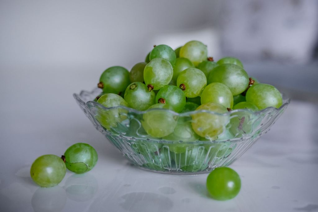 Fiber in grapes for weight loss
